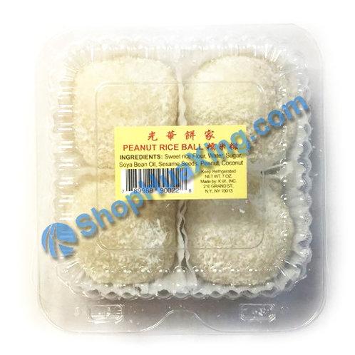 04 Peanut Rice Ball 光华 糯米糍 7oz