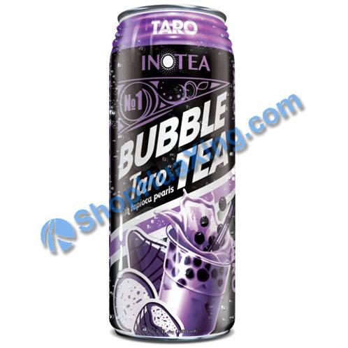 04 In Tea Bubble Tea Taro Flv 香芋味 珍珠奶茶 490ml