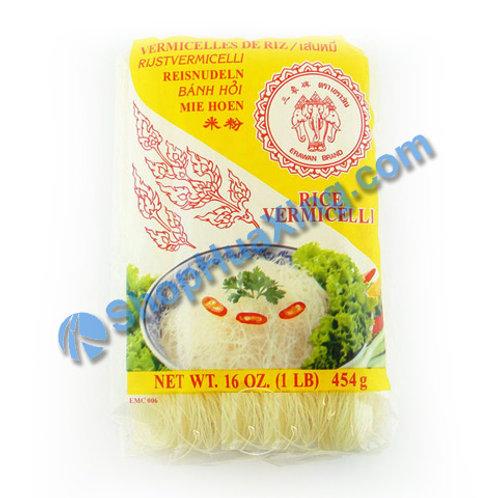 03 Erawan Brand Rice Vermicelli 三象牌 米粉 1LB