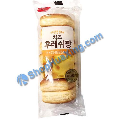04 Samlip Soft Bread Cheese Flv. 芝士味小面包 140g