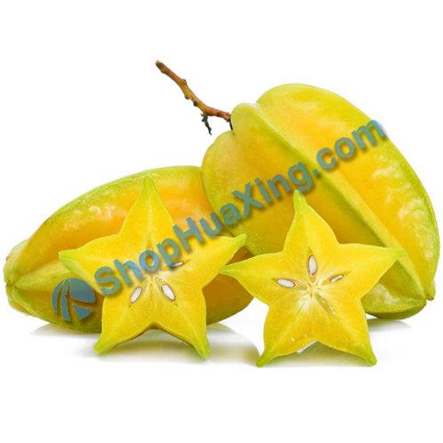 01 Star Fruit 3pcs 0.6-07LB 杨桃 /包