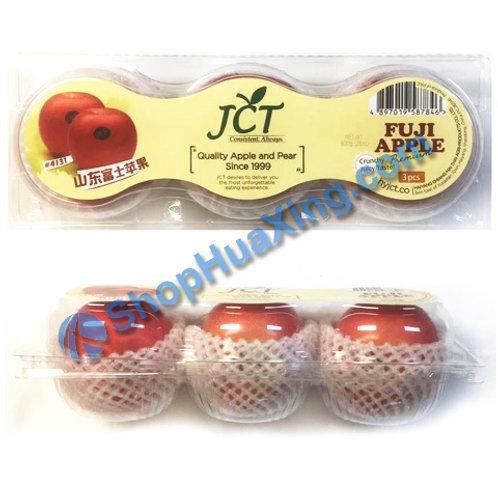 01 Fuji Apple 3pc/box 800g 富士苹果 3颗/盒