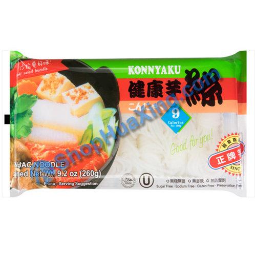 04 Konjac Noodle 康而爽 健康芋丝 260g