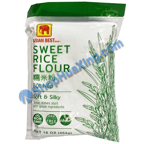 03 Asian Best Sweet Rice Flour 大象 糯米粉 454g