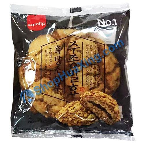 04 Samlip Brown Sugar Sorvoro Bread 黑糖软面包 100g