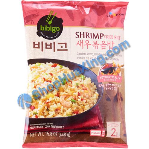 06 Bibigo Shrimp Fried Rice 虾炒饭 448g