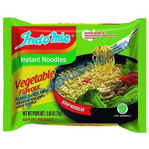 03 Indomie Vegetable Flv Noodles 印尼蔬菜面 75g