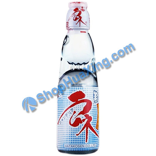 04 Hata Original Flavor Ramune 弹珠汽水 原味 200ml