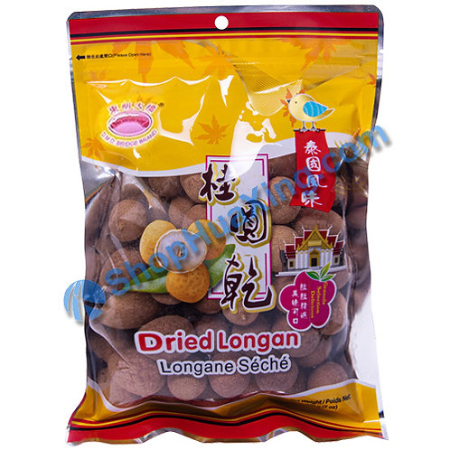 04 Dried Longan 东明大桥 桂圆干 200g