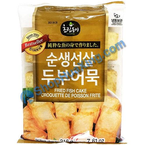05 Fish Cake 韩国鱼豆腐 216g
