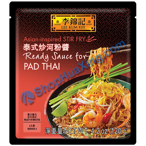 05 LKK Ready Sauce for Pad Thai 李锦记 泰式炒河粉酱 120g