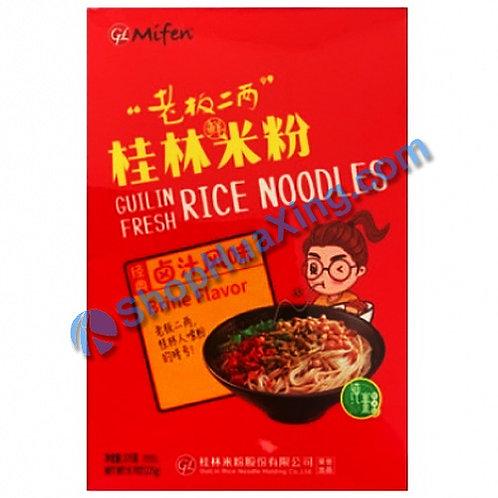 03 GLMifen GuiLin Rice Noodle Brine Flv. 老板二两桂林鲜米粉 经典卤汁风味 275g