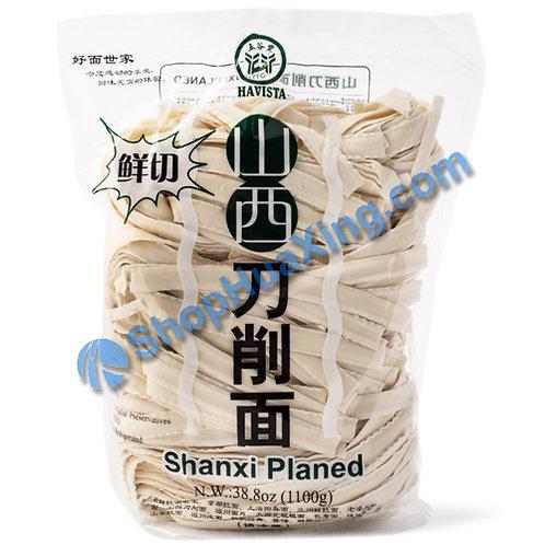 04 ShanXi Planed Noodles 五谷丰 山西刀削面 1100g