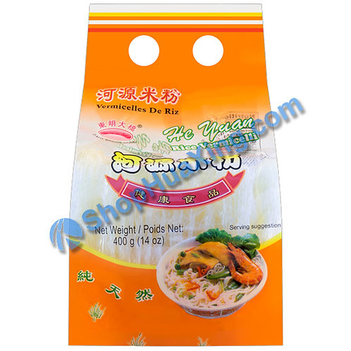 03 Rice Vermicelli 东明大桥 河源米粉 400g