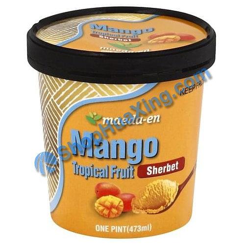 05 Maeda-en Mango Tropical Fruit Ice Cream 芒果冰淇淋 473mL