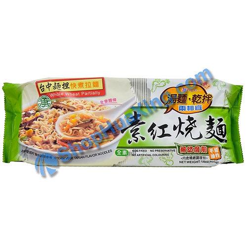 03 Steam Vegetarian Flv. Noodle 承昌快煮拉面 素红烧面 400g