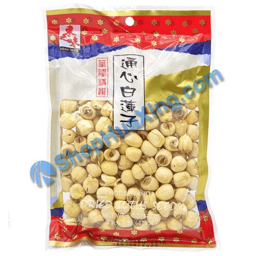 04 Dried Lotus Seeds 东之味 通心白莲子 170g