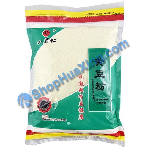 03 Soy Bean Flour 山里仁 黄豆粉 25oz