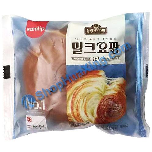 04 Samlip Soft Bread w. Egg Flv. 鸡蛋味手撕面包 65g