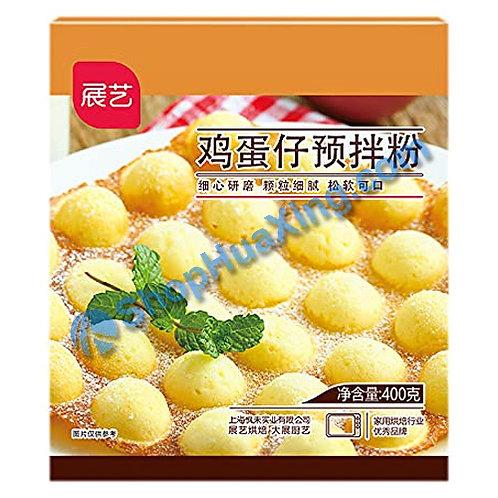 03 Egg Puffs Mix 展艺 鸡蛋仔预拌粉 400g