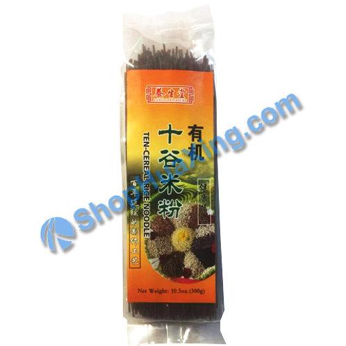 03 Organic Ten Cereal Rice Noodle  养生堂 有机十谷米粉 300g