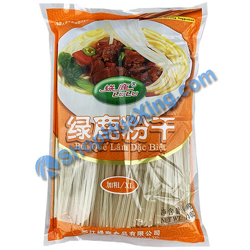 03 Dried Noodle XL 绿鹿粉干 加粗 400g