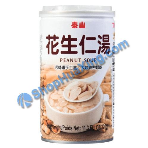 04 Taisun Peanut Soup 泰山 花生仁汤 320g