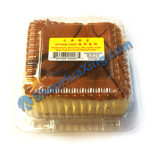 04 Sponge Cake 光华 海绵蛋糕 2oz
