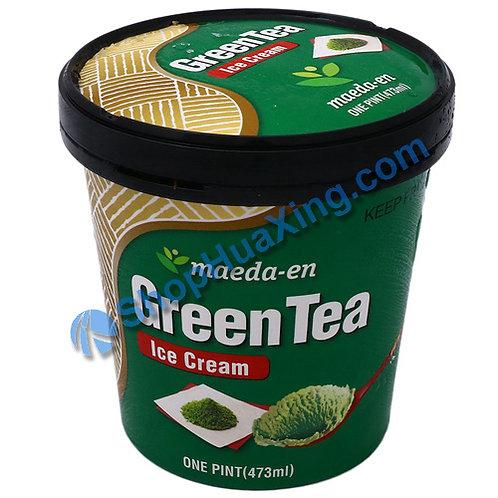 05 Maeda-en Green Tea Ice Cream 绿茶冰淇淋 473mL