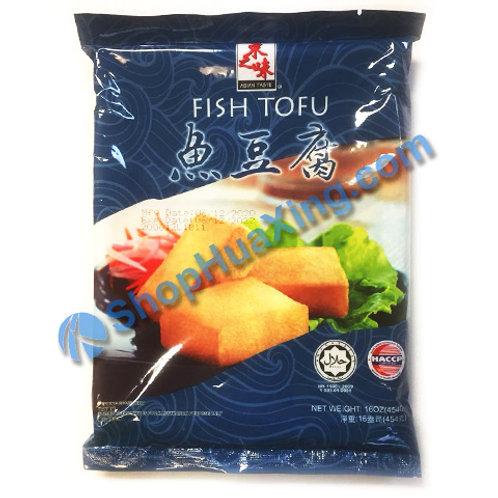 05 Asian Taste Fish Tofu 东之味 鱼豆腐 454g