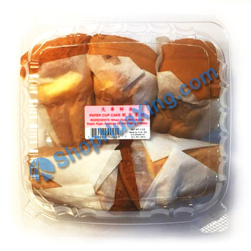 04 Paper Cup Cake 光华 纸包蛋糕 5oz