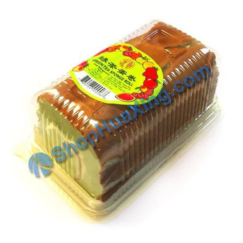 04 Green Tea Sponge Roll 光华 绿茶蛋卷 12oz