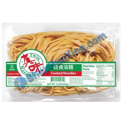 06 Cooked Noodle 真味 速食油面 16oz