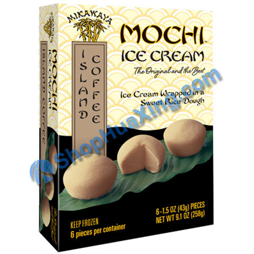 05 Mikawaya Mochi Ice Cream Coffee 咖啡冰淇淋 258g