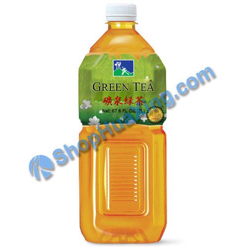 04 Green Tea 悦氏 矿泉绿茶 2L