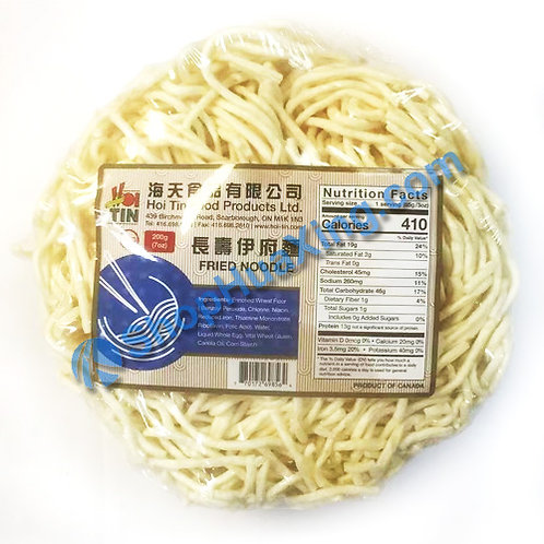 03 Fried Noodle 海天食品 长寿伊府面 200g