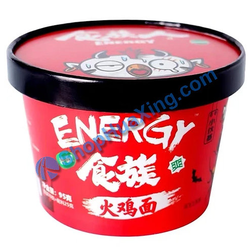 03 Energy Instant Noodles 食族人火鸡面 95g