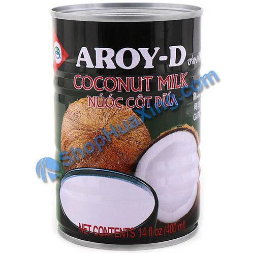 04 Aroy-D Coconut Milk 椰奶 400ml