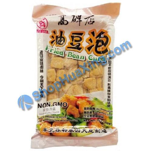 05 Fried Bean Curd 五谷丰 高碑店 冷冻油豆泡 200g