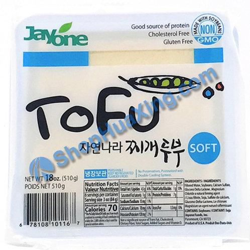 04 Jayone Soft Tofu 中豆腐 蓝色 18oz