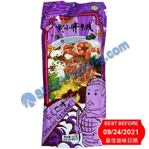 03 JXP Rice Noodle Chinese Sauerkraut Flv (***买1送1***) 贾小胖米线 酸菜口味 181g