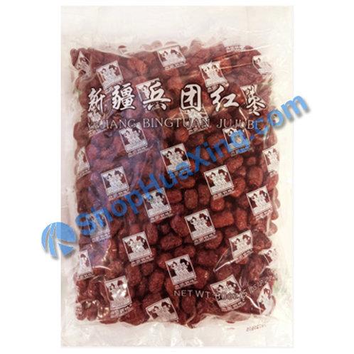 04 Dried Red Jujube 兵团塔里木河珍珠枣 5LB