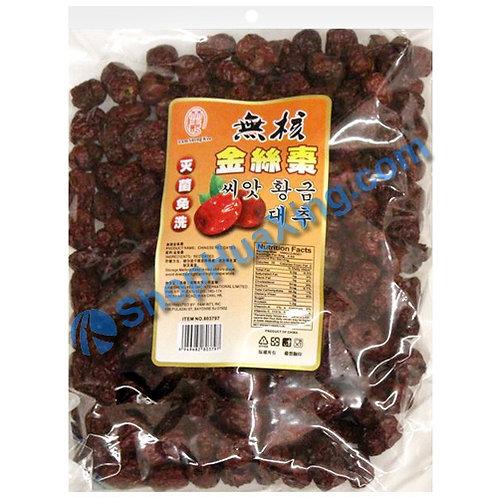 04 Dried Dates 林生记 无核金丝枣 454g