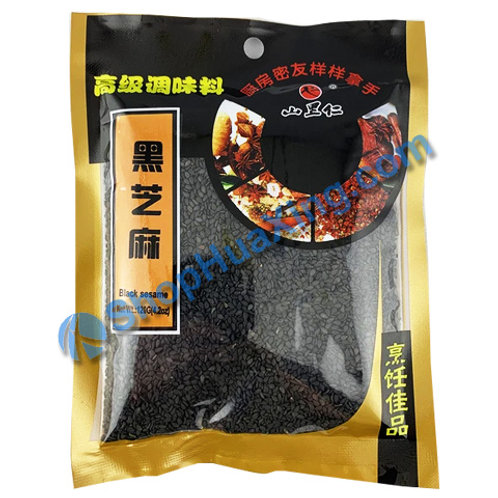 04 Black Sesame 山里仁 黑芝麻 120g