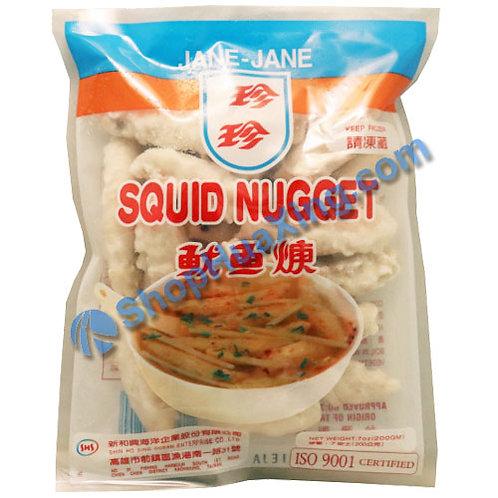 05 Squid Nugget 珍珍 鱿鱼焿 200g