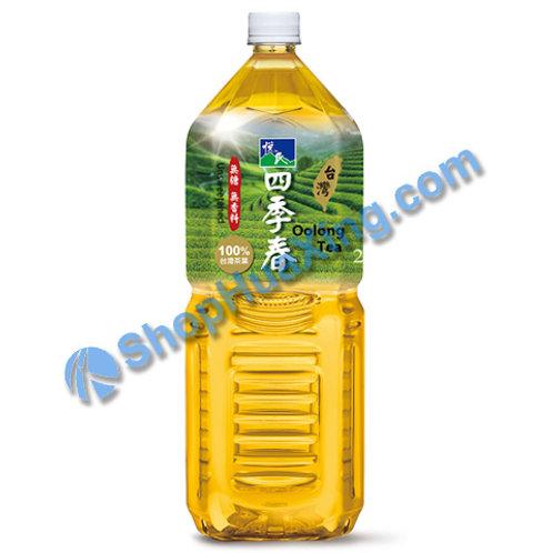 04 Oolong Tea Unsweetened 悦氏 四季春乌龙茶 无糖 2L