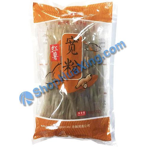03 Sweet Potato Vermicelli 千百味 红薯宽粉 500g