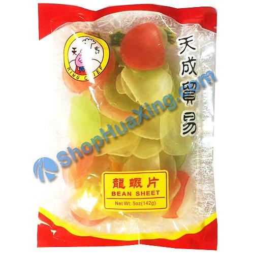 03 King Chef Bean Sheet 天厨 龙虾片 5oz