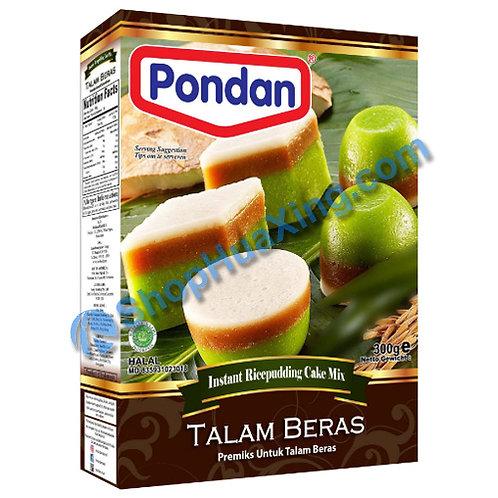 03 Pondan Instant Rice Pudding Cake Mix 邦顿 布丁蛋糕粉 10oz