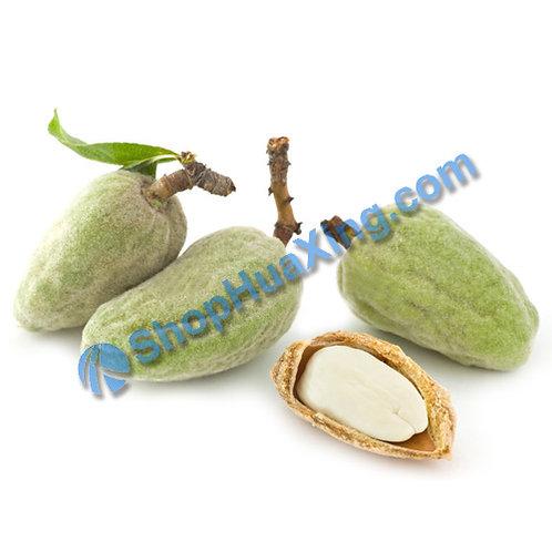 01 Fresh Almond 0.9-1.1LB 新鲜杏仁 /包